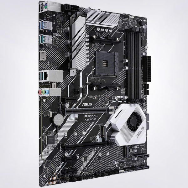 Buy Asus Prime X570 P Csm Amd Atx Gaming Motherboard For Lowest Price In India Xgarage